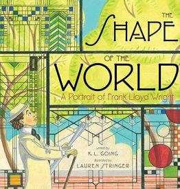 Simon & Schuster The Shape of the World: A Portrait of Frank Lloyd Wright