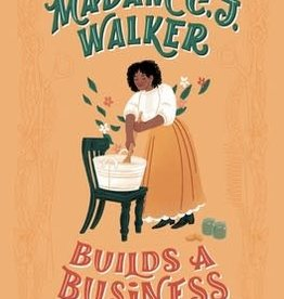 Simon & Schuster Rebel Girls: Madam C.J. Walker Builds a Business