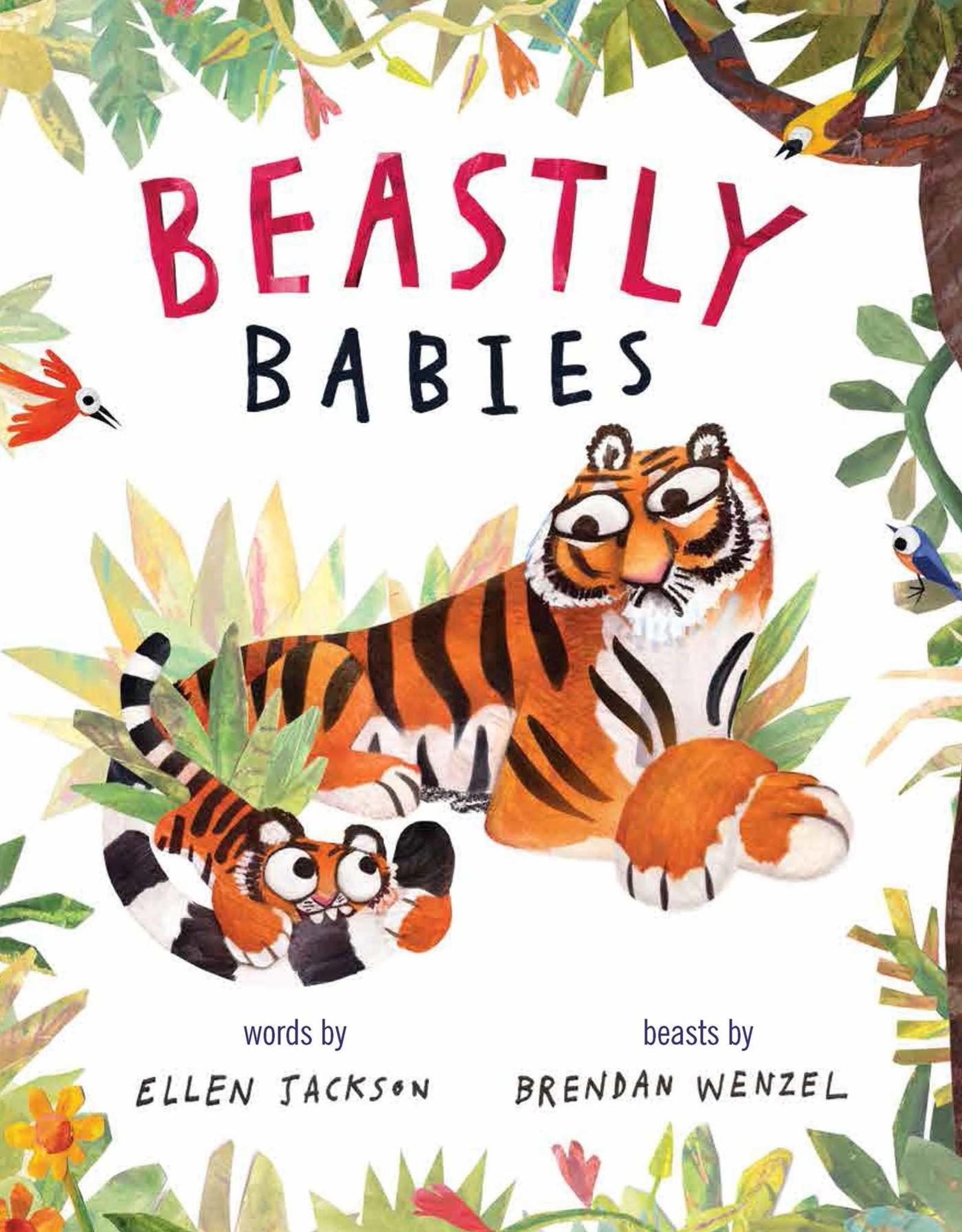 Simon & Schuster Beastly Babies