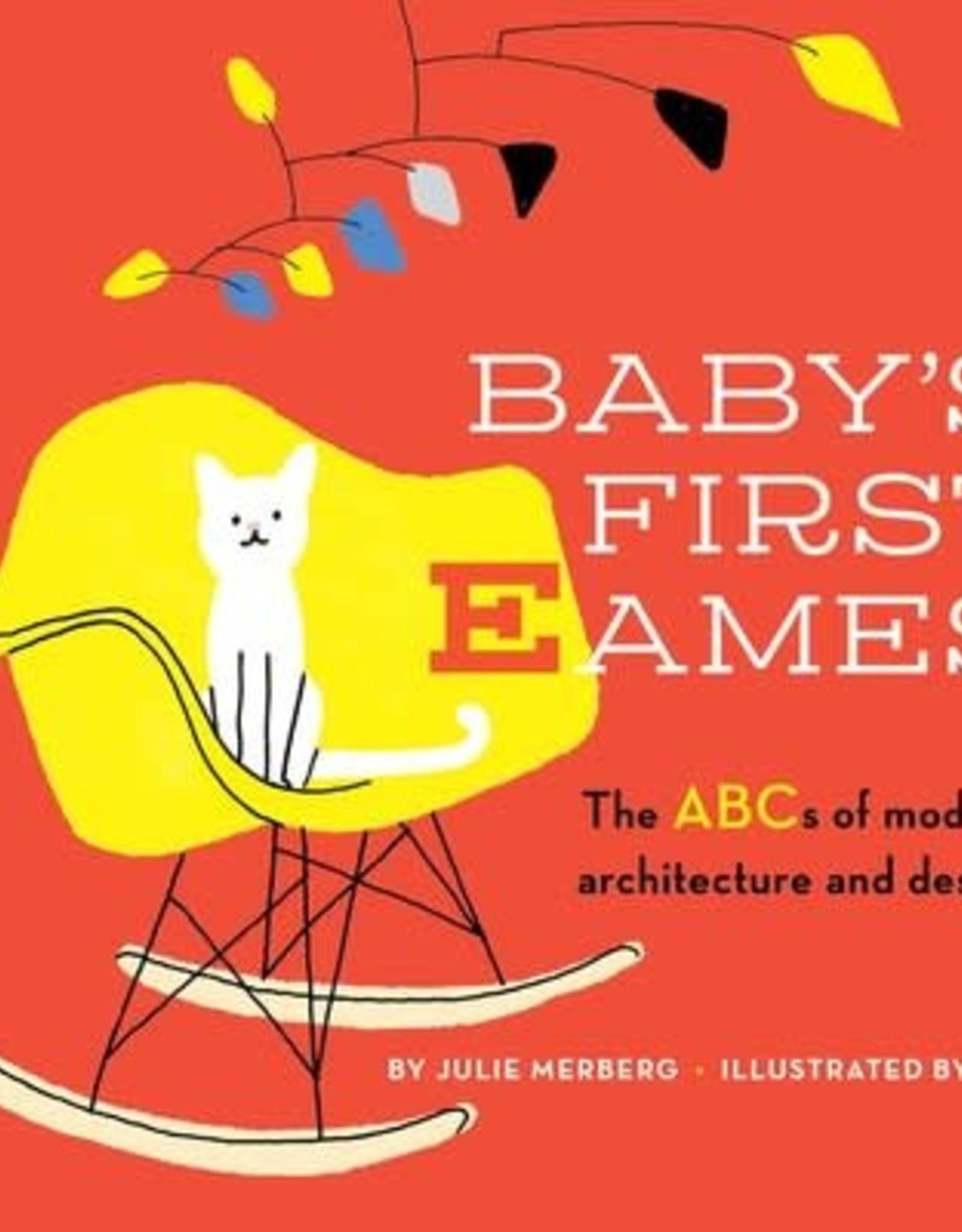 Simon & Schuster Baby's First Eames