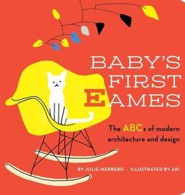 Simon & Schuster Baby's First Eames