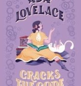 Simon & Schuster Rebel Girls: Ada Lovelace Cracks the Code