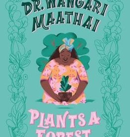Simon & Schuster Rebel Girls: Dr Wangari Maathai Plants a Forest