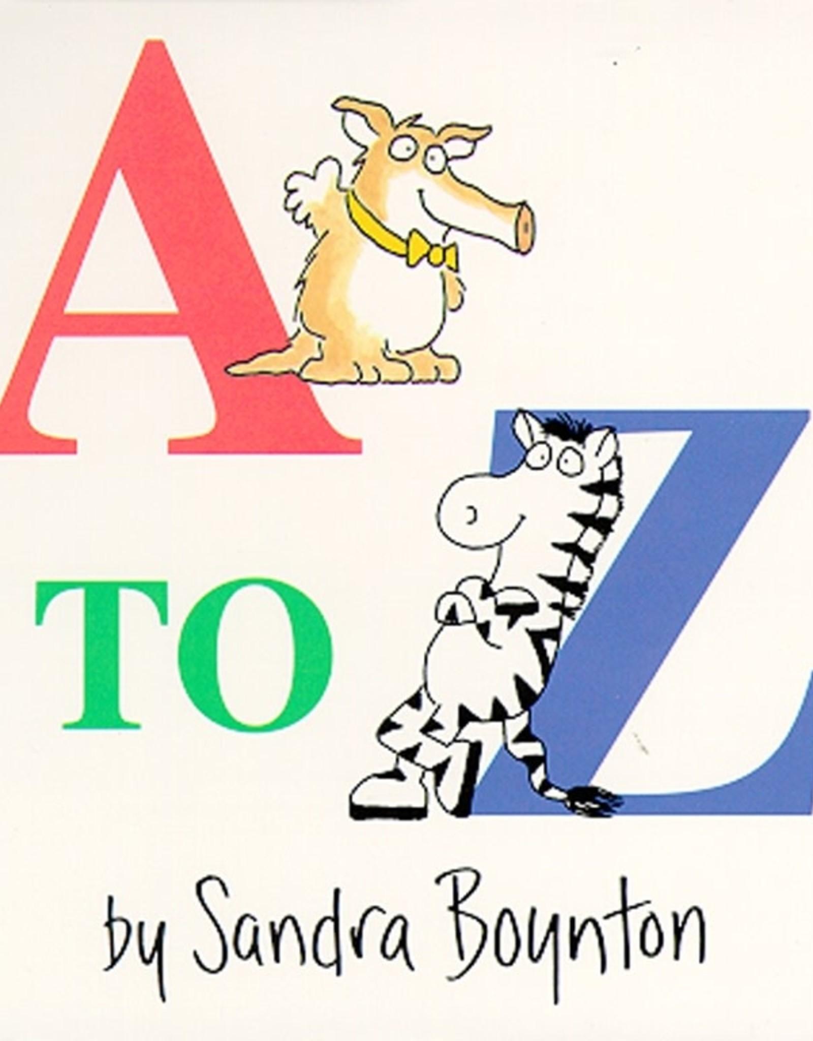 Simon & Schuster A to Z