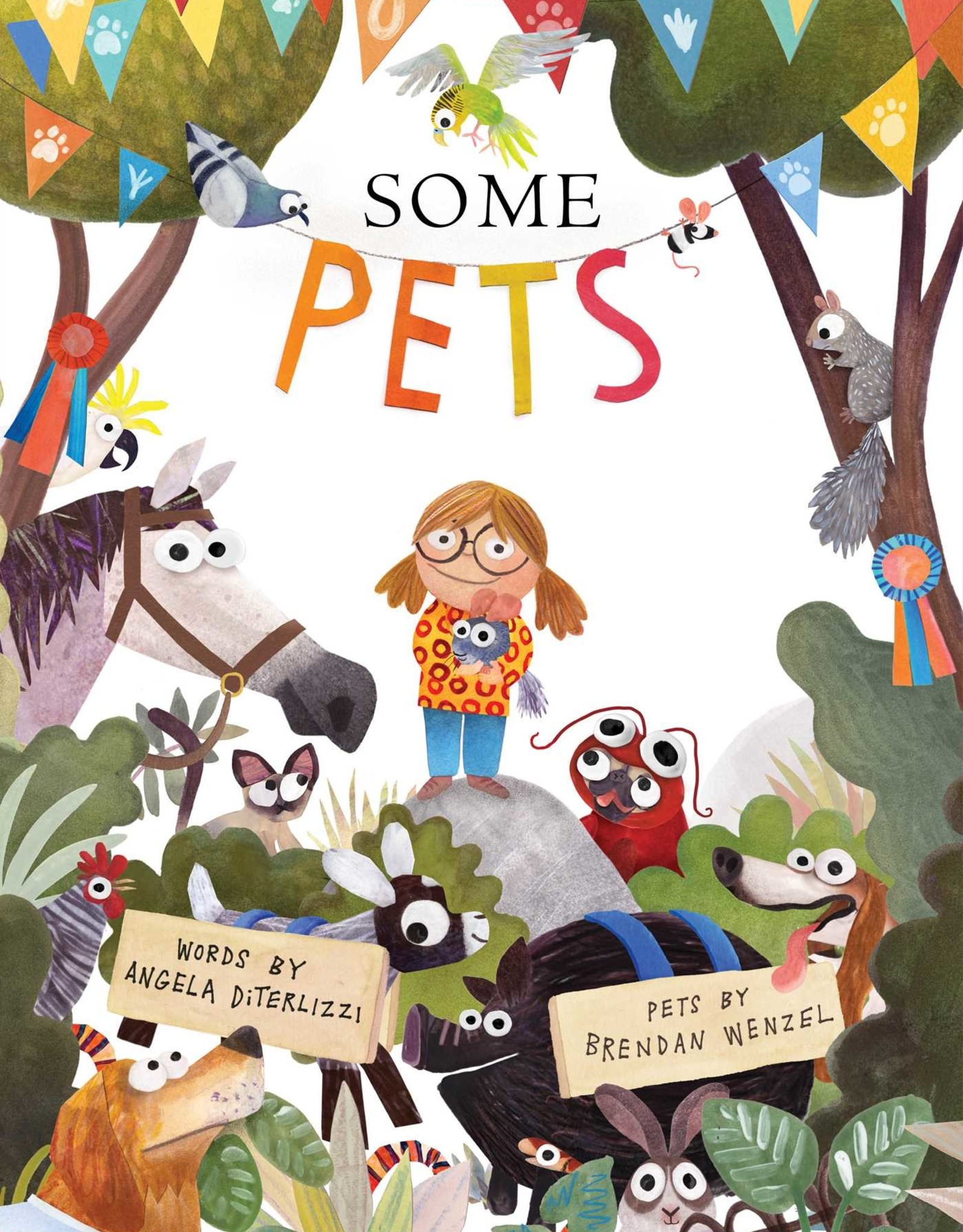 Simon & Schuster Some Pets
