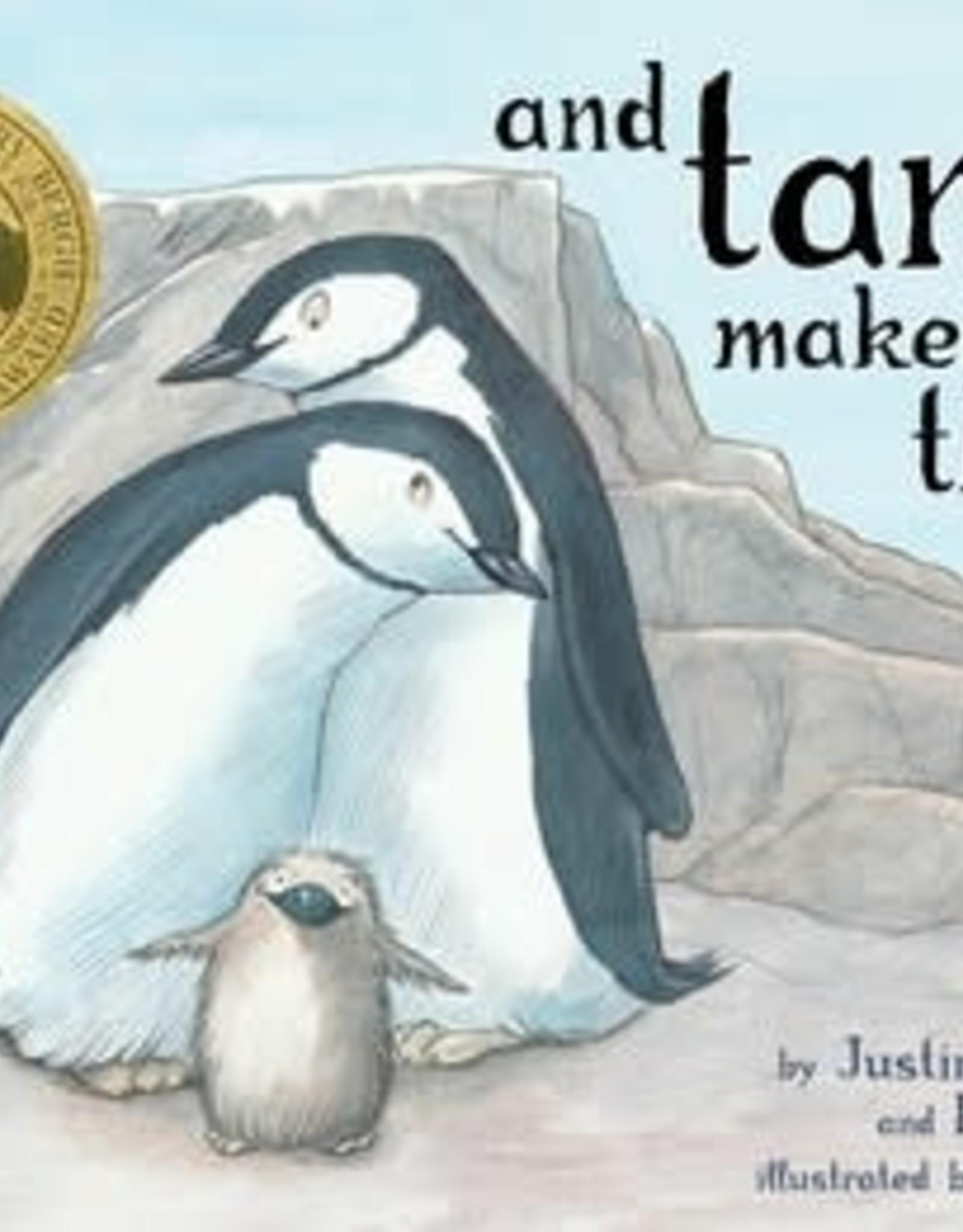 Simon & Schuster And Tango Makes Three