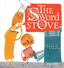 Simon & Schuster The Sword in the Stove
