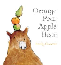 Simon & Schuster Orange Pear Apple Bear