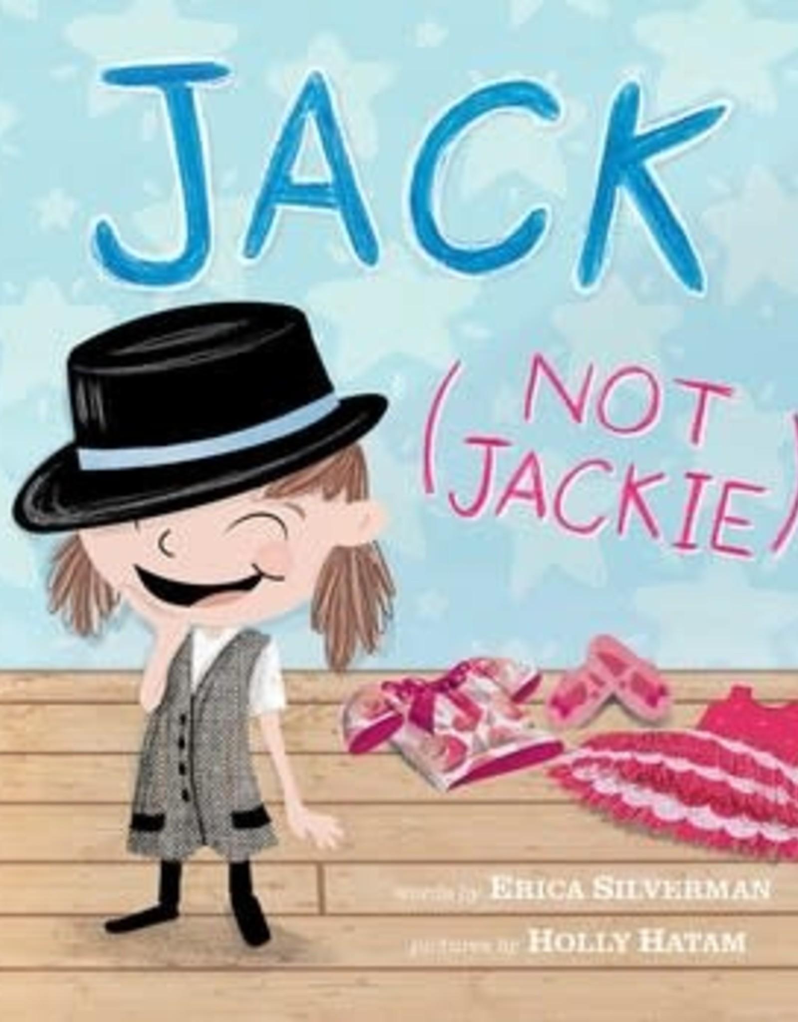 Simon & Schuster Jack (Not Jackie)