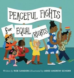 Simon & Schuster Peaceful Fights for Equal Rights