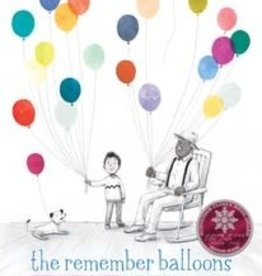 Simon & Schuster The Remember Balloons
