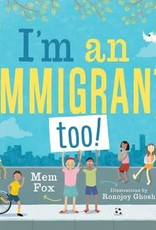 Simon & Schuster I'm An Immigrant Too!