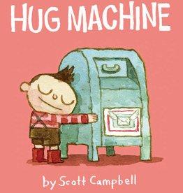 Simon & Schuster Hug Machine