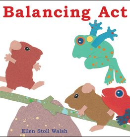 Simon & Schuster Balancing Act