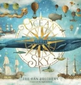Simon & Schuster Ocean Meets Sky