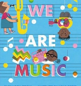 Simon & Schuster We Are Music