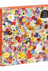 Chronicle Books 500 pc Puzzle: Infinite Bloom