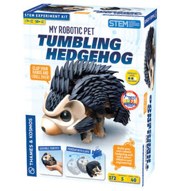 Thames & Kosmos My Robotic Pet-Tumbling Hedgehog
