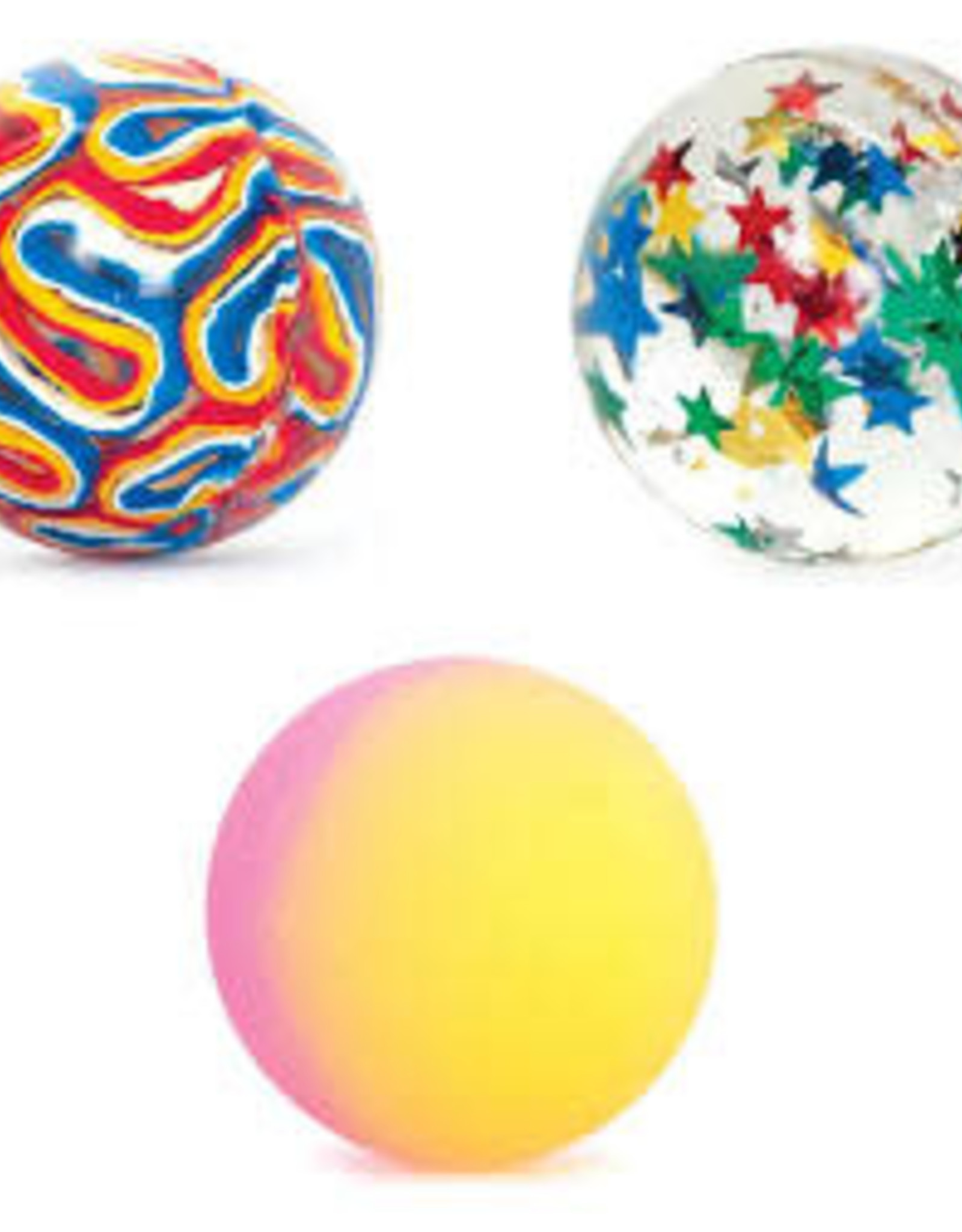 Toysmith Classic Bouncy Balls