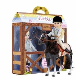Schylling Lottie: Pony Club Set