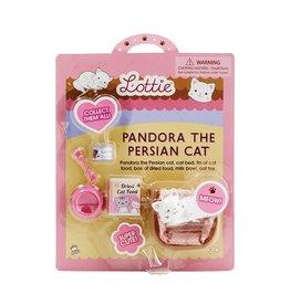 Schylling Lottie: Pandora the Persian Cat