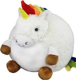 "Squishable Rainbow Unicorn 15"""