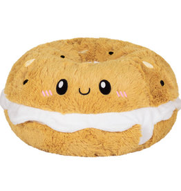 Squishable Bagel 15""