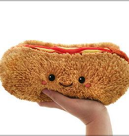 """Squishable Mini Hot Dog 8"""""""