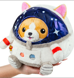 """Squishable Undercover Corgi in Astronaut 7"""""""