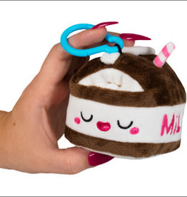 "Squishable Micro Chocolate Milk Carton 3"""