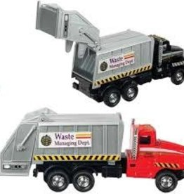 Toysmith Diecast: City Garbage Truck