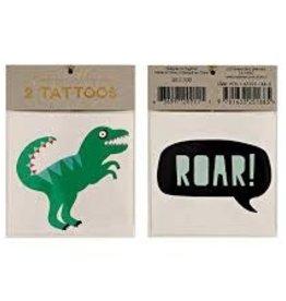 Meri Meri Tattoo: Dinosaur SM