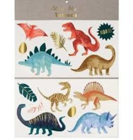Meri Meri Tattoo: Dinosaur Kingdom LG