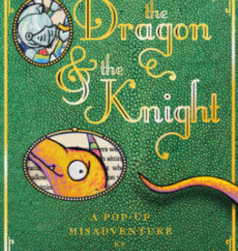 Simon & Schuster Pop-up: The Dragon & the Knight