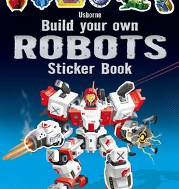 EDC Publishing Sticker Book: Build Your Own Robots