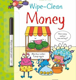 EDC Publishing Wipe-Clean Money