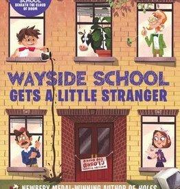 Harper Collins Wayside School Gets a Little Stranger
