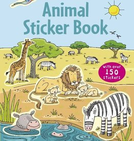 EDC Publishing First Sticker Book: Animals