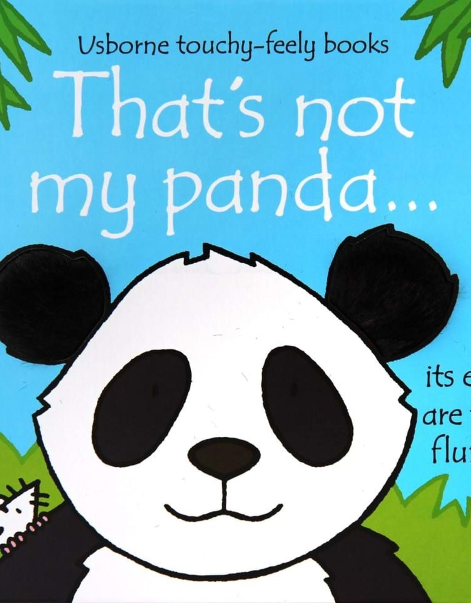 EDC Publishing That's Not My Panda...