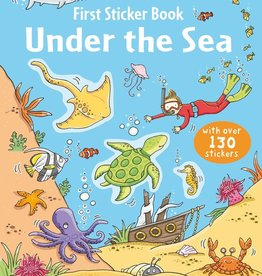EDC Publishing First Sticker Book: Under the Sea