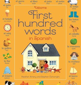 EDC Publishing First Hundred Words: in Spanish
