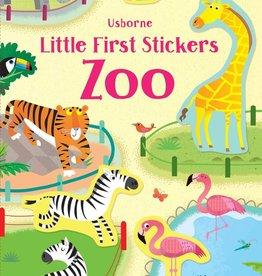 EDC Publishing Little Stickers: Zoo