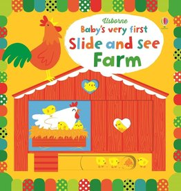 EDC Publishing Baby's Very First Slide and See Farm