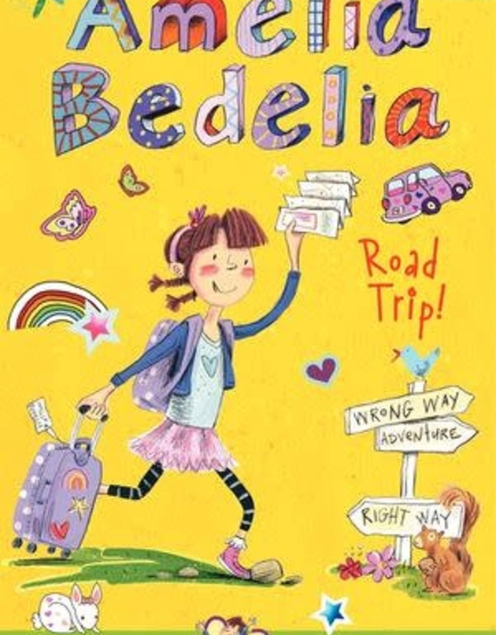 Harper Collins Amelia Bedelia Chapter Book #3: Amelia Bedelia Road Trip!