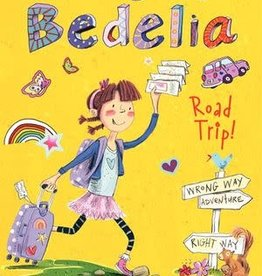 Harper Collins Amelia Bedelia Chapter Book #3: Amelia Bedelia Road Trip!