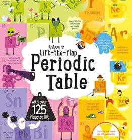EDC Publishing Lift-the-Flap: Periodic Table