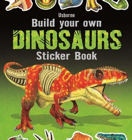 EDC Publishing Sticker Book: Build Your Own Dinosaurs