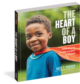 Workman Publishing The Heart of a Boy