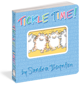 Workman Publishing BOYNTON: TICKLE TIME!