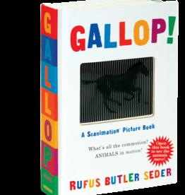 Workman Publishing Scanimation: GALLOP!